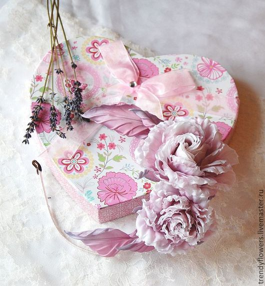 Ободок из роз  Весенние грезы. Цветы из шелка