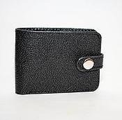 Сумки и аксессуары handmade. Livemaster - original item Genuine leather wallet