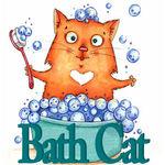BathCat, Екатерина - Ярмарка Мастеров - ручная работа, handmade