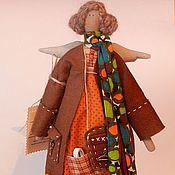 Куклы и игрушки ручной работы. Ярмарка Мастеров - ручная работа Швейная фея Мотильда. Handmade.