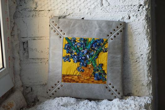 Авторская коллекция кожаных женских сумок от Олита Бусина.