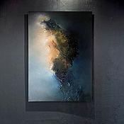 Картины и панно handmade. Livemaster - original item Nebula. Handmade.