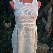 """Одежда ручной работы. Ярмарка Мастеров - ручная работа платье """" Грезы"""". Handmade."""