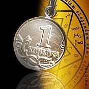 Фен-шуй и эзотерика handmade. Livemaster - original item Talisman Magic penny. Handmade.