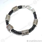 Фен-шуй и эзотерика handmade. Livemaster - original item Oberezhny bracelet (prefabricated). Handmade.