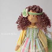 Куклы и игрушки ручной работы. Ярмарка Мастеров - ручная работа Анастасия. Текстильная кукла. Handmade.