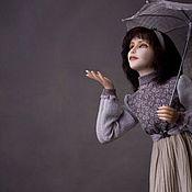 """Куклы и игрушки ручной работы. Ярмарка Мастеров - ручная работа """"Шанталь"""". Handmade."""