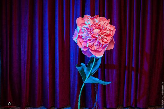 Свадебные цветы ручной работы. Ярмарка Мастеров - ручная работа. Купить Гигантские цветы, могу выполнить на заказа любые виды цветов. Handmade.