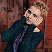 """Одежда ручной работы. Ярмарка Мастеров - ручная работа Свитер - блуза """"Прованс"""". Handmade."""