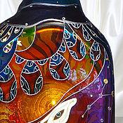 Посуда ручной работы. Ярмарка Мастеров - ручная работа Бутылка Все Стороны Света, 3 литра. Handmade.