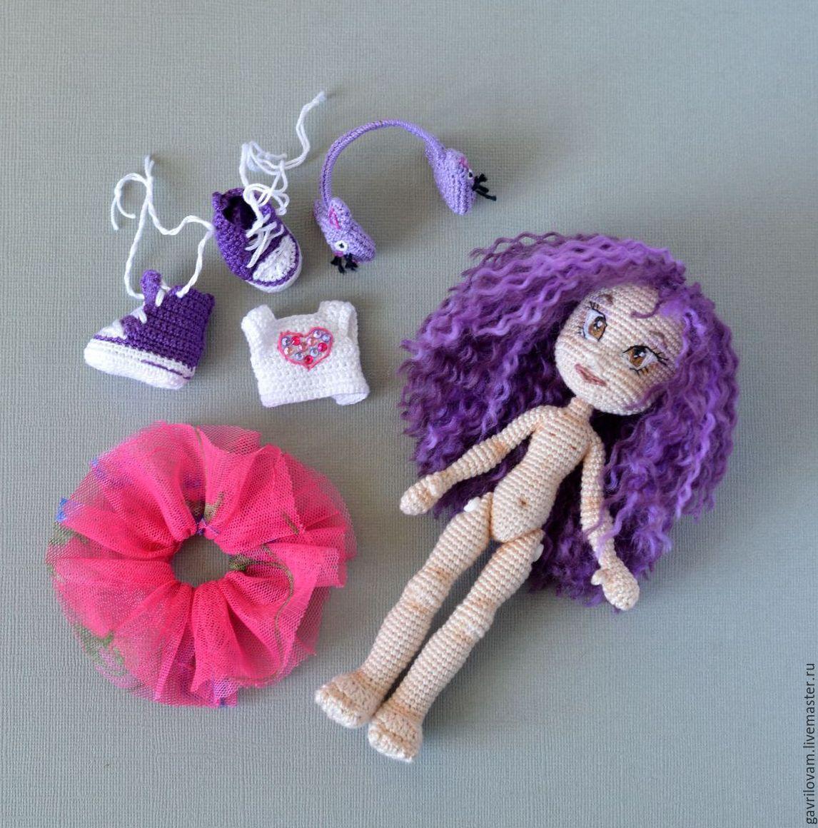 Мастер класс по лепке кукол из 33