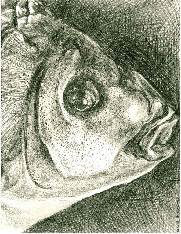 перевод фото в рисунок карандашом онлайн