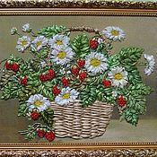 Картины и панно ручной работы. Ярмарка Мастеров - ручная работа Вкус лета. Handmade.