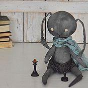 Куклы и игрушки ручной работы. Ярмарка Мастеров - ручная работа Заяц с протезом. Handmade.