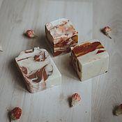 Мыло ручной работы. Ярмарка Мастеров - ручная работа Табак и карамель. Handmade.