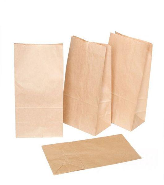Упаковка ручной работы. Ярмарка Мастеров - ручная работа. Купить Крафт-пакет 180х110х300 мм. Handmade. Упаковка, упаковка для подарка