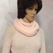 Одежда handmade. Livemaster - original item Powder Sweater