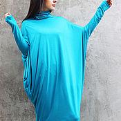 """Одежда ручной работы. Ярмарка Мастеров - ручная работа Платье """"Тurquoise M"""" D0014. Handmade."""