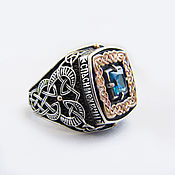 Украшения handmade. Livemaster - original item Orthodox ring