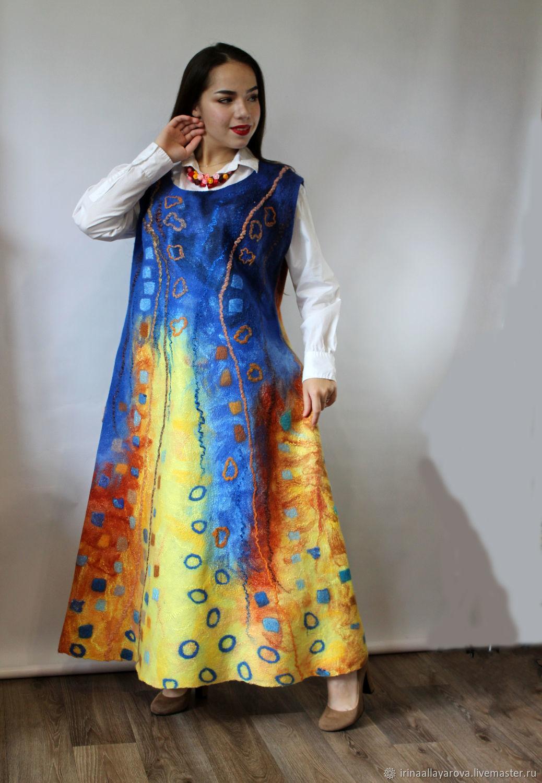 Sundress ' Kiss. Klimt', Dresses, Verhneuralsk,  Фото №1