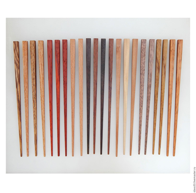 wooden hair barrettes, Hairpin, Vladimir,  Фото №1