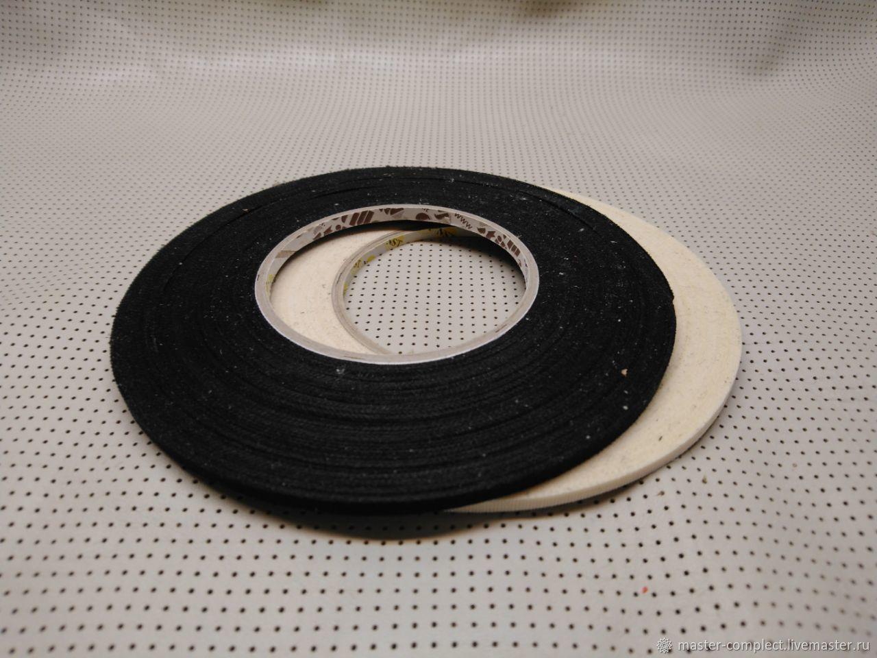 Adhesive tape, braid, Moscow,  Фото №1
