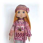Куклы и игрушки ручной работы. Ярмарка Мастеров - ручная работа Интерьерная кукла Лиза. Handmade.