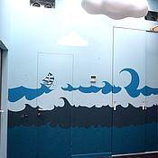 Дизайн и реклама ручной работы. Ярмарка Мастеров - ручная работа Море. Handmade.