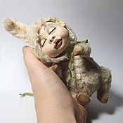Куклы и игрушки ручной работы. Ярмарка Мастеров - ручная работа Вовка. Handmade.