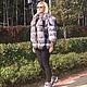Верхняя одежда ручной работы. Куртка из финской чернобурки. Елена LORENZO одежда из меха и кожи. Интернет-магазин Ярмарка Мастеров.