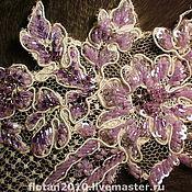 Одежда ручной работы. Ярмарка Мастеров - ручная работа Декорирование одежды Бисерной вышивкой. Handmade.