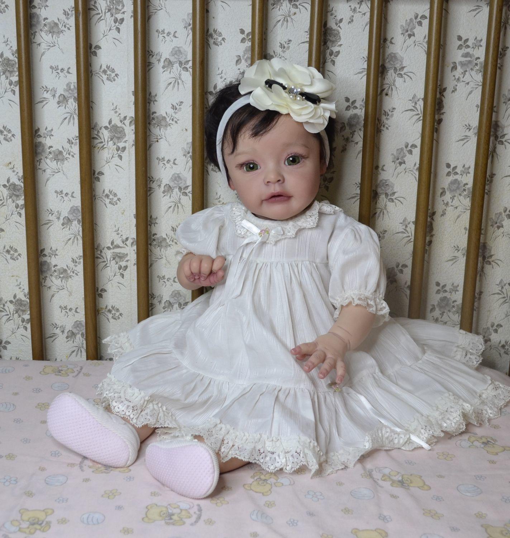 Кукла реборн Сью Сью, Куклы Reborn, Москва,  Фото №1