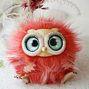 Куклы и игрушки handmade. Livemaster - original item Owl. Interior decoration. Handmade.