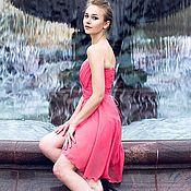 """Одежда ручной работы. Ярмарка Мастеров - ручная работа Платье """"Koral"""". Handmade."""