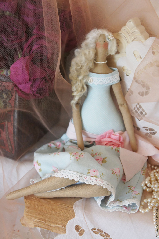 Магазин где модно купить материалы и ассексуары для кукол тильдов