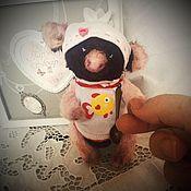 Куклы и игрушки ручной работы. Ярмарка Мастеров - ручная работа Хрюшка Борька. Handmade.