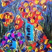 Картины и панно ручной работы. Ярмарка Мастеров - ручная работа Краски лета. Handmade.