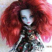 Куклы и игрушки ручной работы. Ярмарка Мастеров - ручная работа OOAK Monster High Frankie Stein. Handmade.
