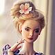 Коллекционные куклы ручной работы. Ярмарка Мастеров - ручная работа. Купить Шарнирная фарфоровая кукла, кукла из фарфора, Антарес. Handmade.