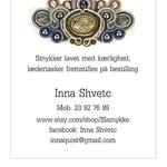 Инна Швец - Ярмарка Мастеров - ручная работа, handmade