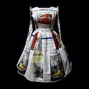 """Одежда ручной работы. Ярмарка Мастеров - ручная работа Платье """"The TIMES"""". Handmade."""