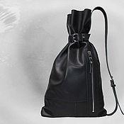 Сумки и аксессуары handmade. Livemaster - original item leather bag, travel bag, backpack. Handmade.