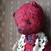 Куклы и игрушки handmade. Livemaster - original item Teddy bear Bun. Handmade.