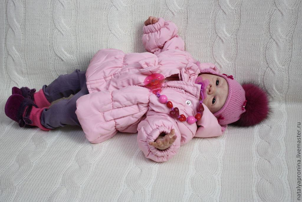 Заказать куклу реборн с доставкой