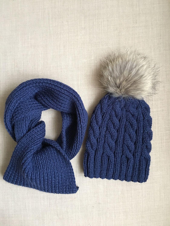 вязаные шарфы и снуды купить в интернет магазине на ярмарке