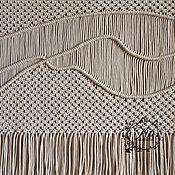 Картины и панно handmade. Livemaster - original item panel macrame no. №10. Handmade.
