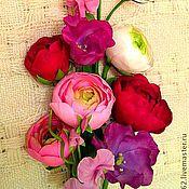 Цветы и флористика ручной работы. Ярмарка Мастеров - ручная работа Розовая нежность.. Handmade.