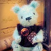 Куклы и игрушки ручной работы. Ярмарка Мастеров - ручная работа Мишка тедди Митенька. Handmade.