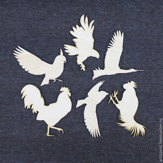 Арт. 13226. Набор Птицы