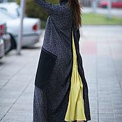 Одежда handmade. Livemaster - original item Dress, cotton Dress, Dress for autumn and winter. Handmade.
